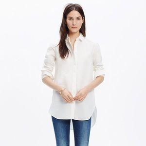 Madewell Linen Shirt